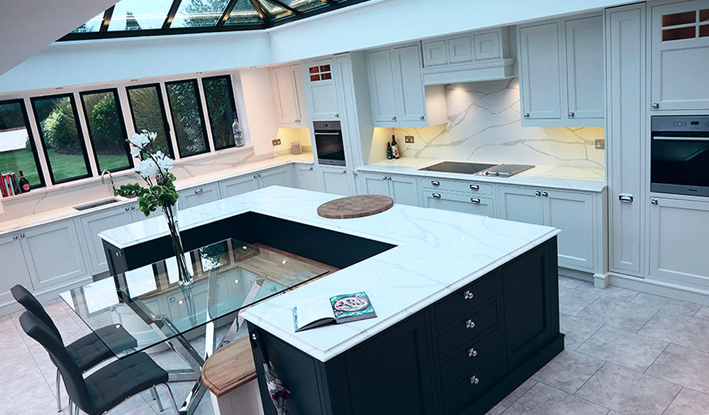 Bespoke Kitchen Design in Banstead, Surrey