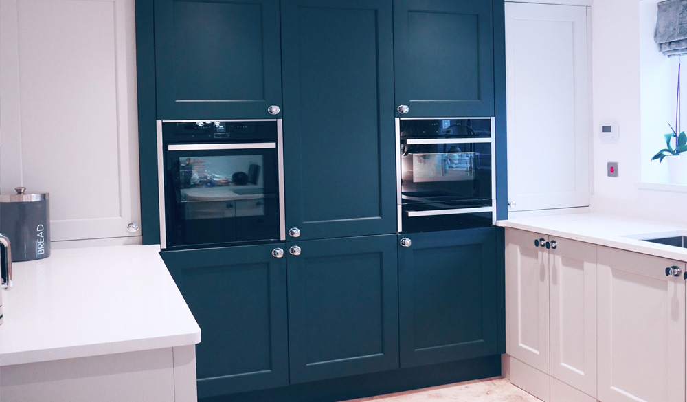 Bespoke Kitchen Design in Broseley, Shropshire