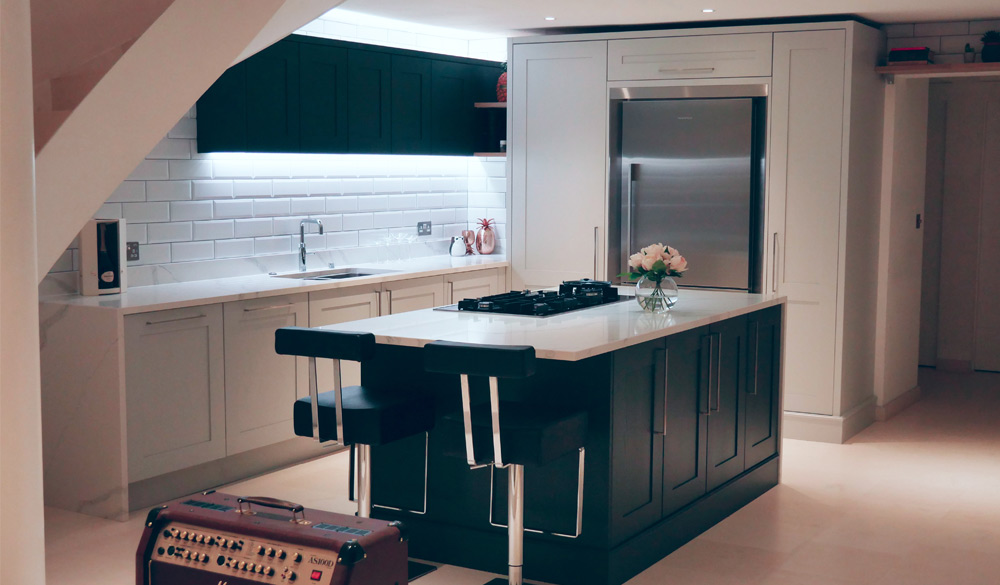 Bespoke Kitchen Design in Camden, London