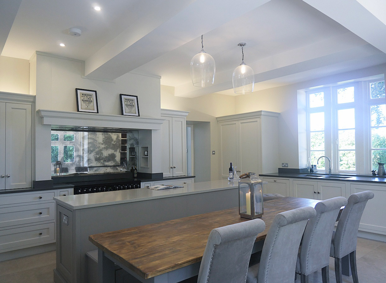 Sutton Coldfield Bespoke Kitchen